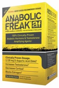 Jual Pharmafreak Anabolic Freak, 96 Kapsul