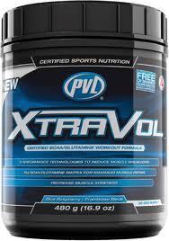 BCAA XtraVol (PVL)