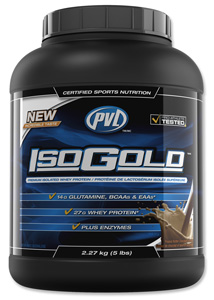 ISO Gold 5lbs (PVL)