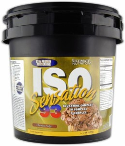 ISO Sensation 93, 5 Lbs (Ultimate Nutrition)