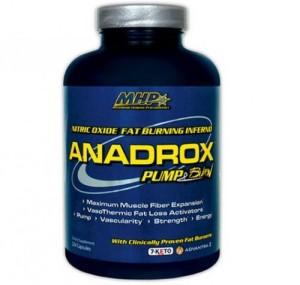 Mhp Anadrox Pump & Burn