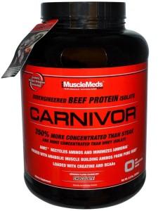 MuscleMeds Carnivor Beef Protein Isolate, 4.6 Lbs Murah