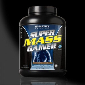 Jual Super Mass Gainer Dymatize, 6 Lbs