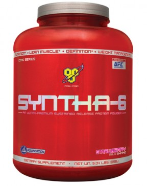 Syntha-6-Whey-Protein-5-Lbs
