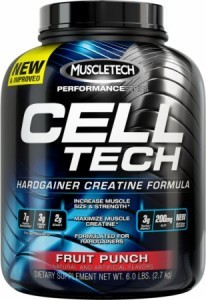 Cell Tech Hardcore Pro Muscletech 3 Lbs