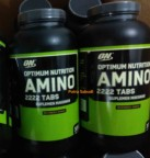 Superior Amino 2222 BPOM Optimum Nutrition, isi 320 Tablet Murah