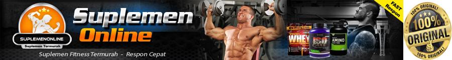 Suplemen Fitness BPOM Resmi