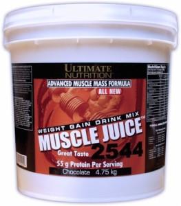 Ultimate Nutrition Muscle Juice 2544 – 10,45Lbs / 4,96Lbs