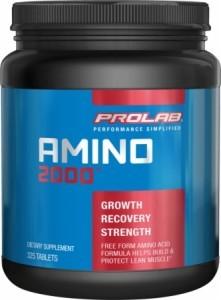 Prolab Amino 2000, isi 325 tablet BPOM