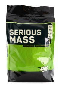 Serious Mass 12 Lb (Optimum Nutrition) BPOM