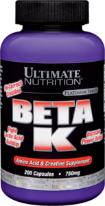 Beta K Ultimate Nutrition