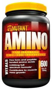 Amino Mutant isi 600 tablet