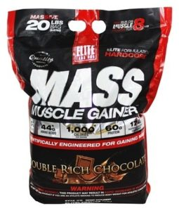 Elite Labs Mass Gainer 20 Lbs