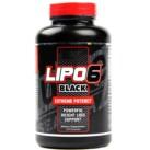 Lipo 6 Black Nutrex isi 60 capsule