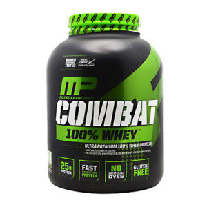 MP Combat 100% Whey 5 Lbs BPOM