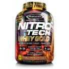 Nitrotech Whey Gold 6lbs Muscletech