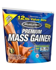 Premium Mass Gainer Muscletech 12 Lbs
