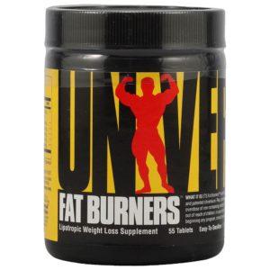 Universal Fat Burner 55 capsule BPOM Resmi