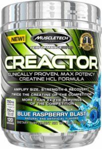 Creactor Muscletech (pengganti produk creacore)