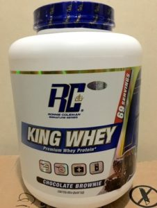 King Whey 5 Lbs Ronnie Coleman