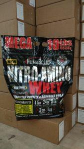 Nitro Amino Whey 10 Lbs Humabolic