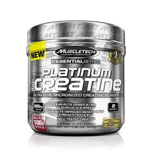 Platinum Creatine 400 gram Muscletech