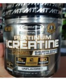Platinum Creatine Muscletech 400 gram