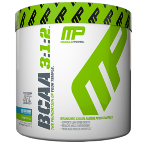 BCAA Musclepharm Powder 225 Gram BCAA MP Bubuk 30 x Serving