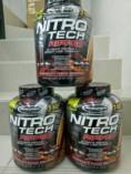 Nitrotech RIPPED 4 Lbs Whey Protein BPOM AOM