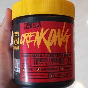Creakong Mutant Creatine