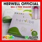 Hervibe Herwell 60 Kapsul